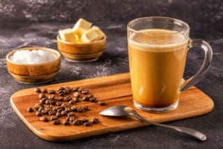coffee with healthy fats