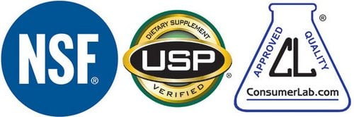 supplement quality assurance seals