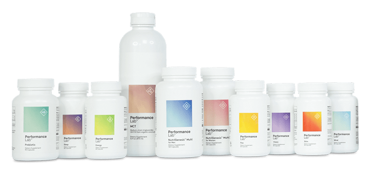 Performance Lab supplements - CORE Range