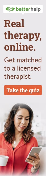 BetterHelp - Real therapy, online. Get matched to a licensed therapist. Take the quiz.